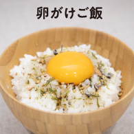 食べ方いろいろお手軽アレンジ 卵がけご飯